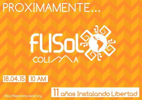 FLISoL Colima 2015